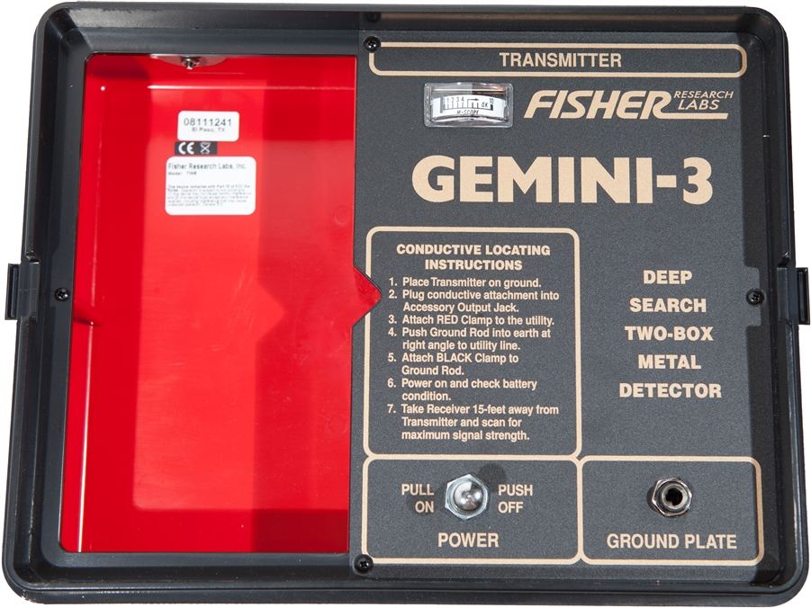FISHER GEMINI 3